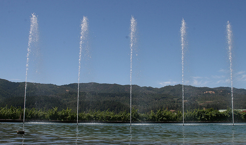 Alpha Omega Fountains